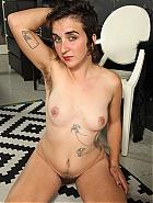 ATK hairy models Alexis Oleander