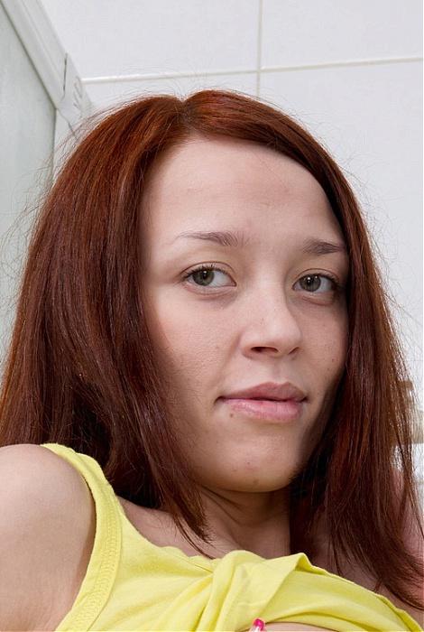 Arina hairy pussy