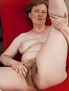 Romana Sweet mature hairy pussy