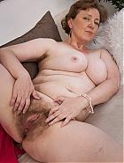 Mature hairy pussy Romana Sweet