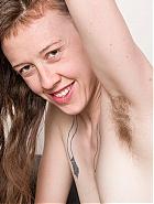 Amateur hairy Roxanne