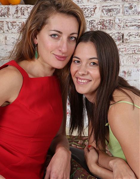 Tais and Kristina