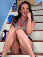 Hot UK Hairy MILF Marlyn