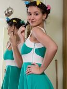 Sexy Russian Brunette Ramira