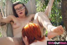 Amateur hairy lesbian girls