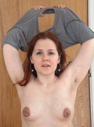 Kathy Hairy pits