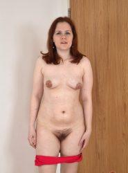 Nude hairy Kathy