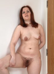 Naked hairy Kathy