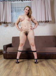 Nude hairy Dana Karnevali